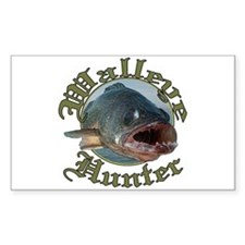 Walleye hunter 3 Decal