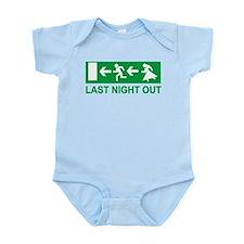 bachelor party Infant Bodysuit