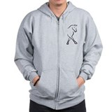 dressage Zip Hoody