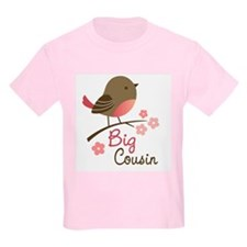 Big Cousin - Mod Bird T-Shirt