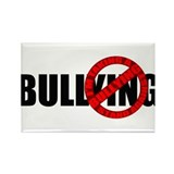 Anti Bullying Rectangle Magnet