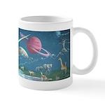God Created Mug