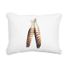 Native Rectangular Canvas Pillow