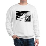 B3- CHROME -PHOTO.psd Sweatshirt