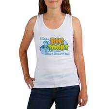 I Like Big Books Women's Tank Top