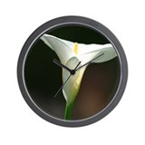 Cute Lily Wall Clock