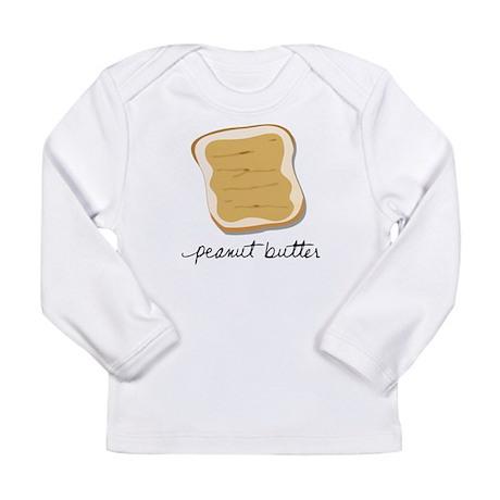 GoTogether_PeanutButter Long Sleeve T-Shirt