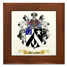 Alexander Framed Tile