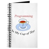 Programming is my cup of tea Journal