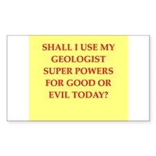 geology Decal