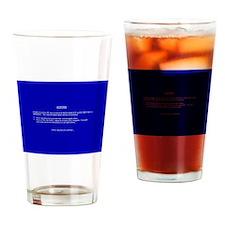 Cute Death Drinking Glass