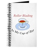 Roller Blading is my cup of t Journal