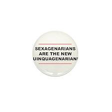 Cute Sixties Mini Button (100 pack)