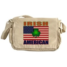Irish American Pride Messenger Bag