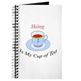 Skiing is my cup of tea Journal