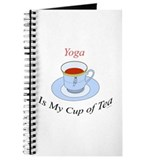 Yoga is my cup of tea Journal