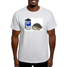 Ash Grey Box Turtle T-Shirt