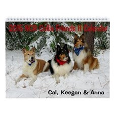 2014 NCR Collie Friends II Calendar