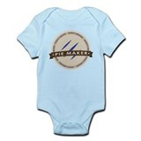 Blueberry Pie Maker Infant Bodysuit