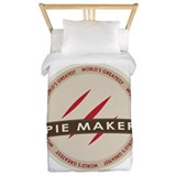 Cherry Pie Maker Twin Duvet