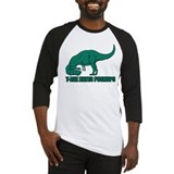 T-Rex Hates Pushups Baseball Jersey