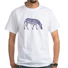 Blue Zebra 1 Shirt
