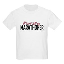 Future Marathoner Kids T-Shirt T-Shirt