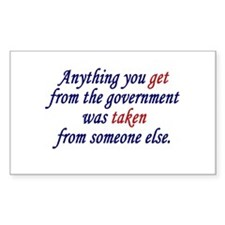 Conservative Tea Party Decal