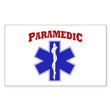 Paramedic Decal
