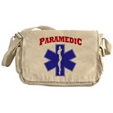Paramedic Messenger Bag