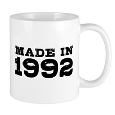 Made In 1992 Mug