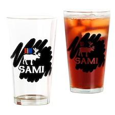 Sami, the People of Eight Seasons Drinking Glass