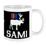 Sami, the People of Eight Seasons Small Mug
