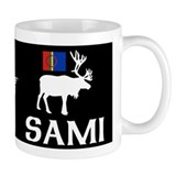 Sami, the People of Eight Seasons Small Mugs