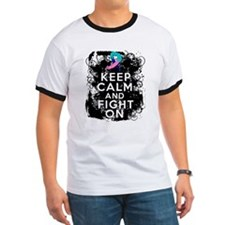 Thyroid Cancer Keep Calm and Fight On T