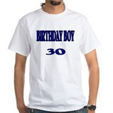 Birthday Boy 30 Shirt