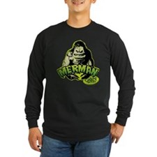 Cabin in the Woods Merman Long Sleeve T-Shirt