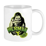 Cabin in the Woods Merman Small Mugs