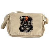 RSD Keep Calm and Fight On Messenger Bag