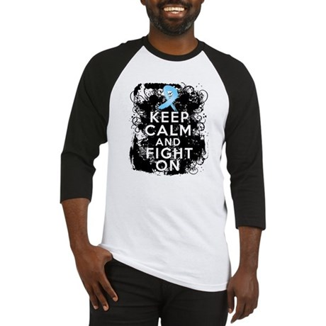 Prostate Cancer Keep Calm and Fight On Baseball Je