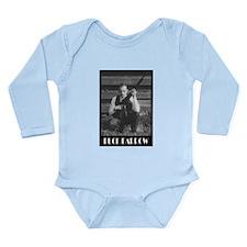 Buck Barrow Long Sleeve Infant Bodysuit