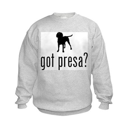 Perro de Presa Canario Kids Sweatshirt