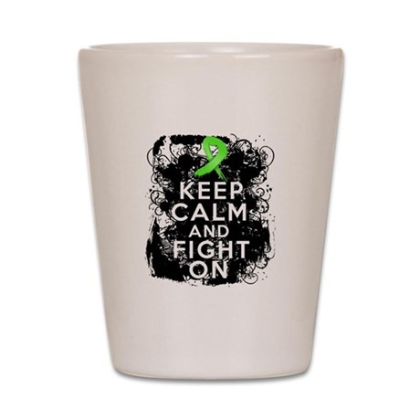 Non-Hodgkins Lymphoma Keep Calm and Fight On Shot
