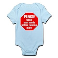 Cute Wash Infant Bodysuit