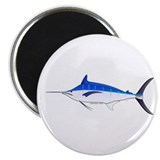 Blue Marlin fish Magnet