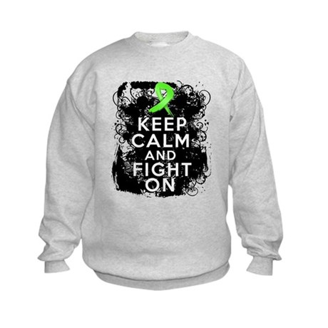 Muscular Dystrophy Keep Calm and Fight On Kids Swe