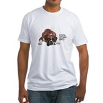 Cool Story Boxer Fitted T-Shirt