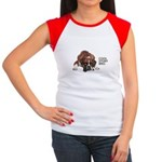 Cool Story Boxer Women's Cap Sleeve T-Shirt