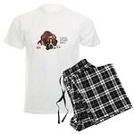 Cool Story Boxer Men's Light Pajamas