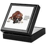 Cool Story Boxer Keepsake Box